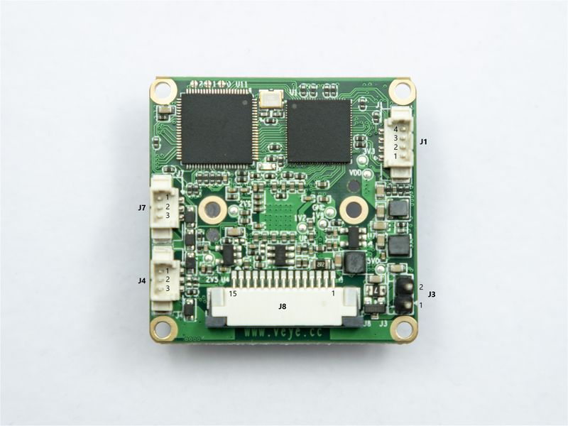 CS-MIPI-IMX307-BOTTOM INTERFACE