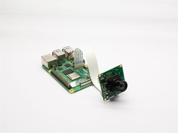 connect CS-MIPI-SC132 to Raspberry Pi
